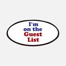 Im on the Guest List Patch