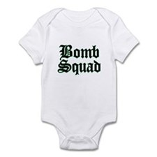 Bomb Squad Infant Bodysuit