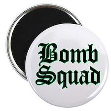 Bomb Squad Magnet