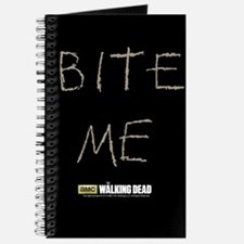The Walking Dead Bite Me Journal