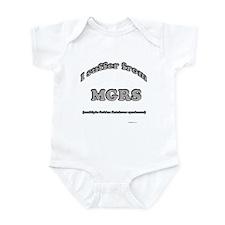 Golden Syndrome Infant Bodysuit