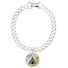 A Glamping we will go Bracelet