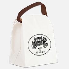 Miscellaneous Logo Canvas Lunch Bag