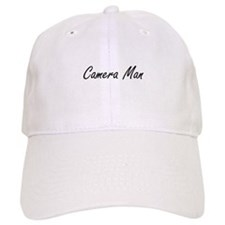 Camera Man Artistic Job Design Baseball Cap