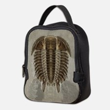 Trilobite Fossil Neoprene Lunch Bag