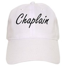 Chaplain Artistic Job Design Baseball Baseball Cap