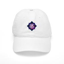 Classy Brilliant Monogram B Baseball Cap