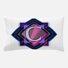 Classy Brilliant Monogram C Pillow Case