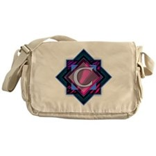Classy Brilliant Monogram C Messenger Bag