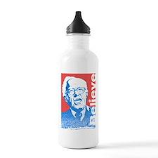 Believe in Bernie Water Bottle