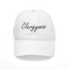 Clergyman Artistic Job Design Cap