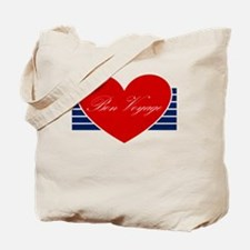 Unique Bon voyage Tote Bag