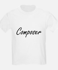 Composer Artistic Job Design T-Shirt