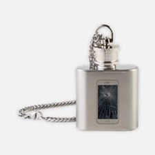 SlimCase_CrackedIphone6 Flask Necklace