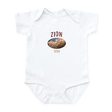 Zion National Park Infant Bodysuit