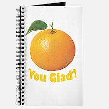 Orange You Glad? Journal