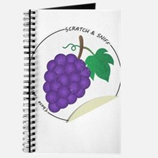 Scratch and Sniff These Tasty Grapes! Journal