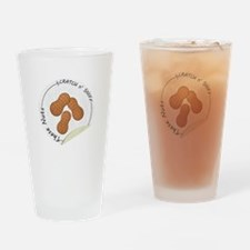 Scratch n' Sniff These Nuts Drinking Glass
