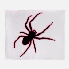 spider Throw Blanket