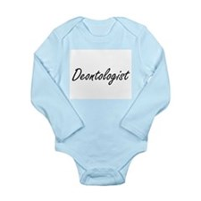Deontologist Artistic Job Design Body Suit
