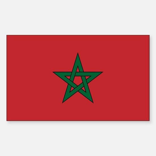Moorish Sticker (rectangle)