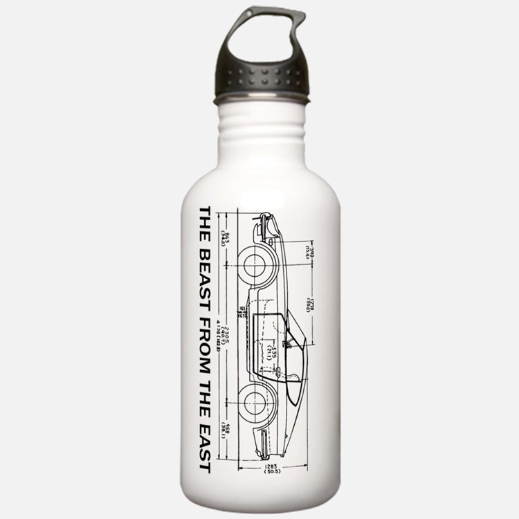 240Z case Water Bottle