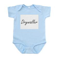 Drywaller Artistic Job Design Body Suit