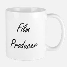 Film Producer Artistic Job Design Mugs