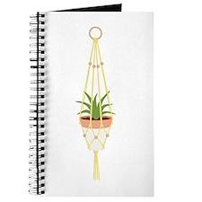 Macrame Plant Journal