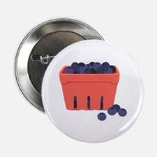 """Blueberries 2.25"""" Button (10 pack)"""