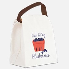 Pick & Pay Canvas Lunch Bag