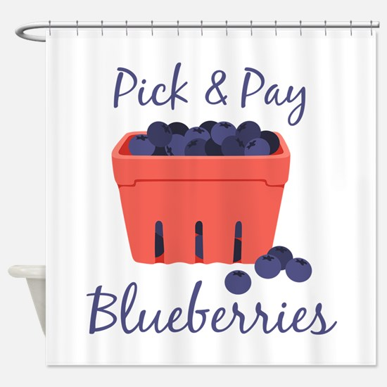 Pick & Pay Shower Curtain