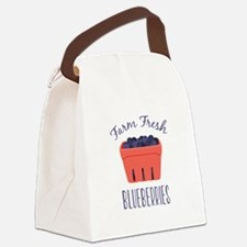 Farm Fresh Canvas Lunch Bag