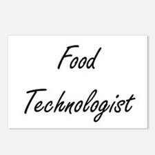 Food Technologist Artisti Postcards (Package of 8)