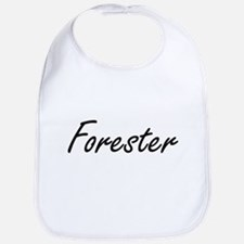 Forester Artistic Job Design Bib