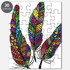 Feather Sketch 1 Puzzle