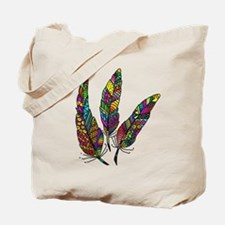 Feather Sketch 1 Tote Bag