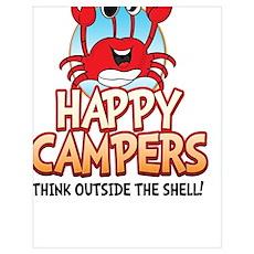 H2HappyCamper Poster