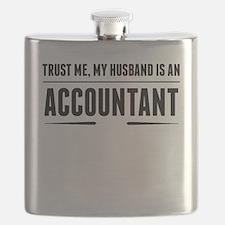 My Husband Is An Accountant Flask