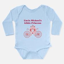 Uncles Little Princess Body Suit