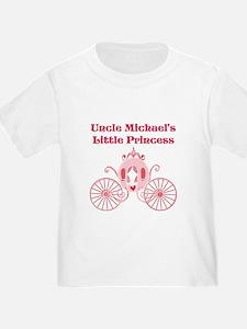 Uncles Little Princess T-Shirt