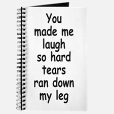 Laugh So Hard 3 Journal