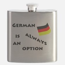 German Option Flask