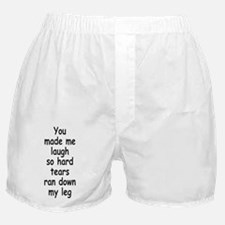 Laugh So Hard 3 Boxer Shorts