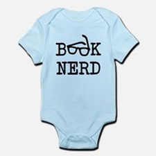 Book Nerd Infant Bodysuit