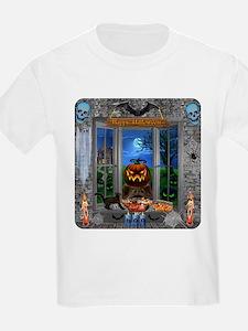 Cute Spooky house T-Shirt