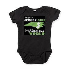 Unique New jersey girl Baby Bodysuit