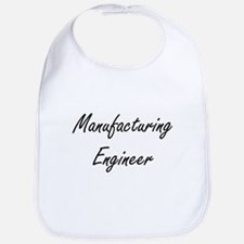 Manufacturing Engineer Artistic Job Design Bib