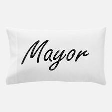 Mayor Artistic Job Design Pillow Case