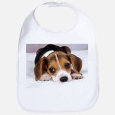 Cute Puppy Bib